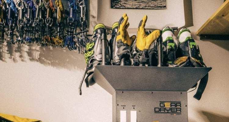 GearDryer Freestanding 12 Review