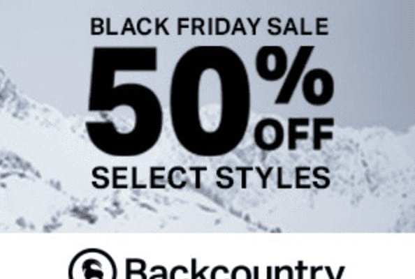 backcountry.com holiday 2018