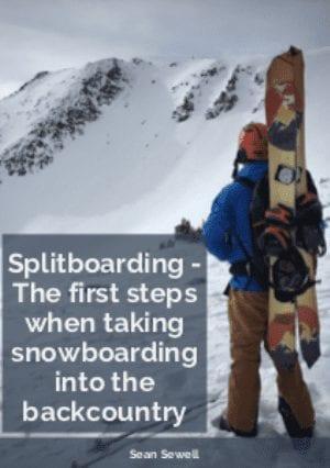 Splitboarding book- Sean Sewell