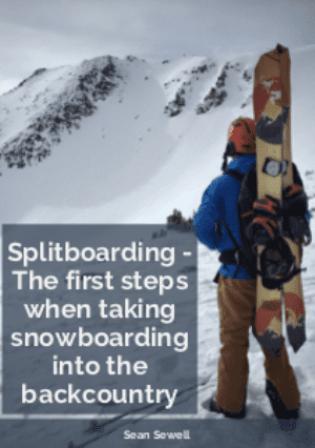 Splitboarding - Sean Sewell