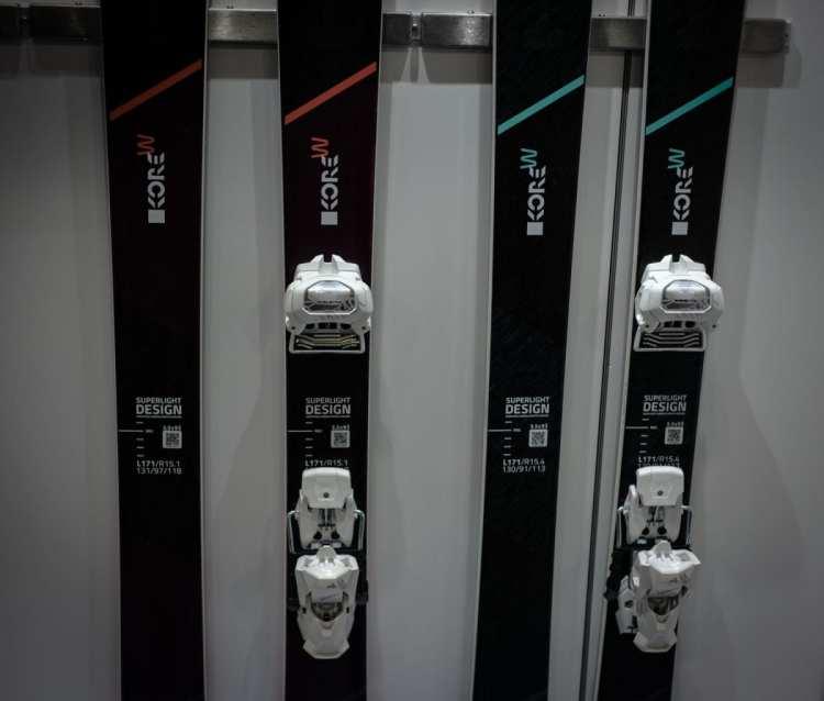 HEAD Kore skis