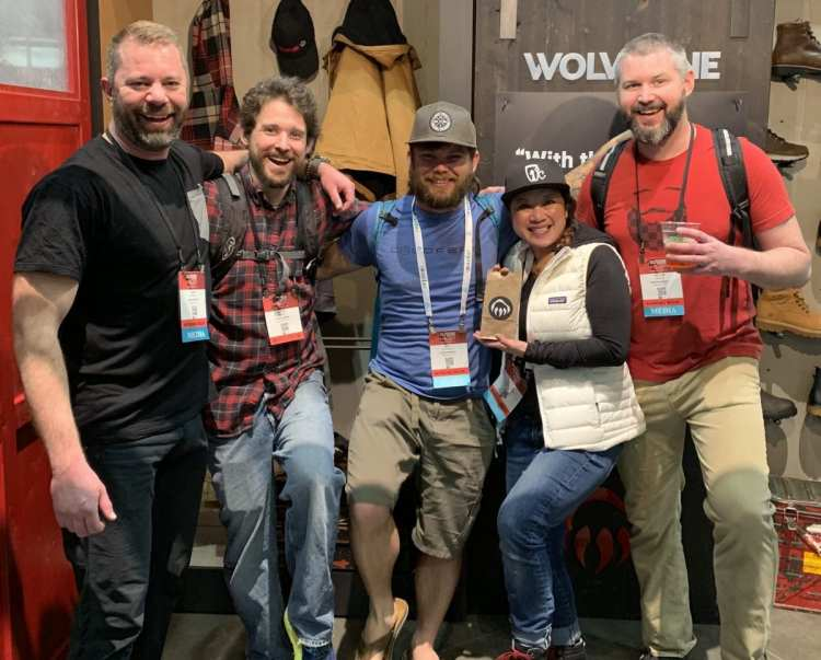 Engearment at OR Snow Show 2019