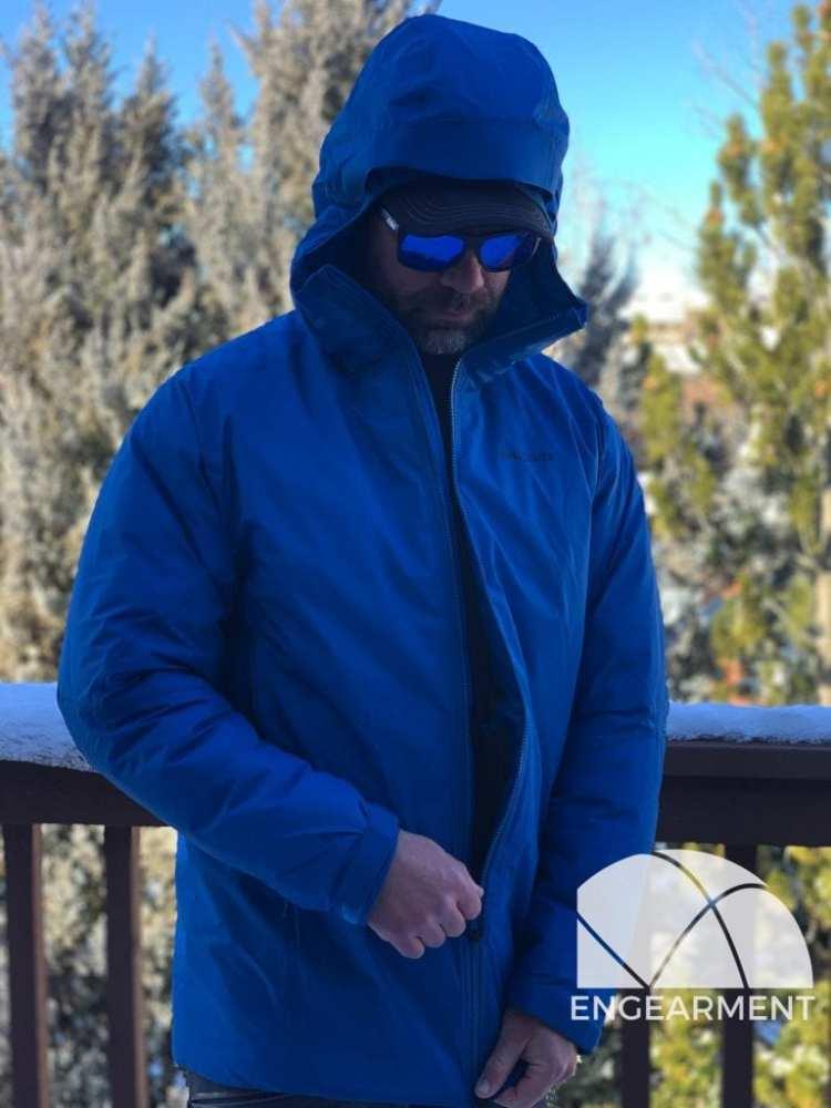 Patagonia Micro Puff Storm Jacket Engearment
