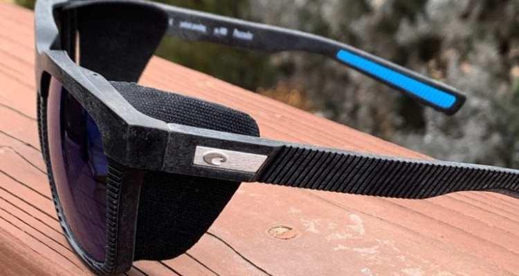 Costa Pescador Sunglass - Recycled Fishing Net Shades 1