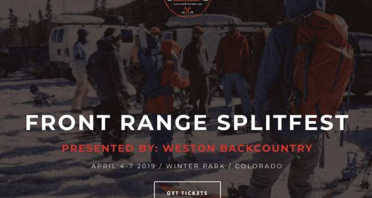 Front Range Splitfest