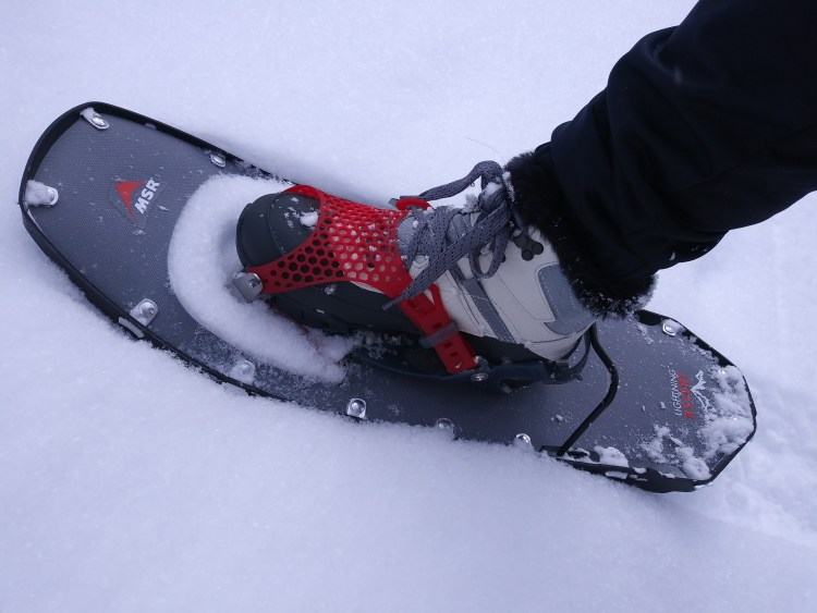 2019/20 MSR Lightning Ascent Snowshoes