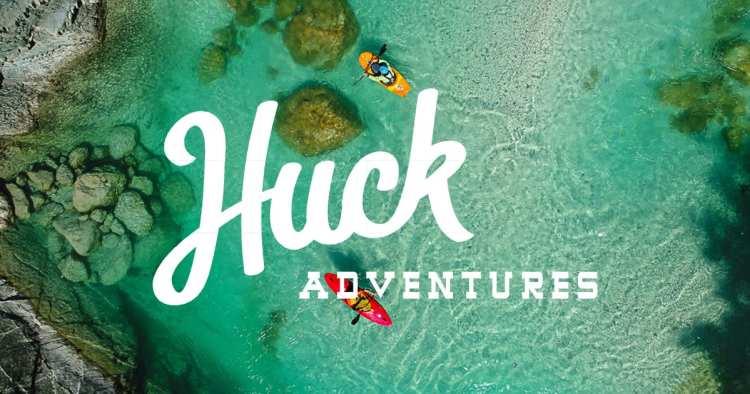 Huck Adventures_canoe