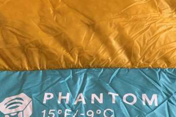 MH Phantom Alpine Sleeping Bag