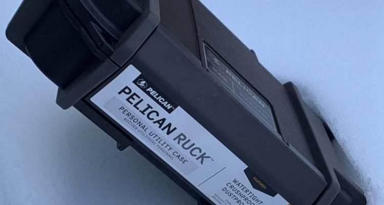Pelican Go Case Ruck Case R40 easy to use latch