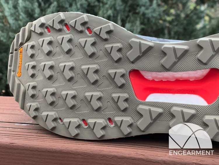Adidas Terrex Free Hiker traction