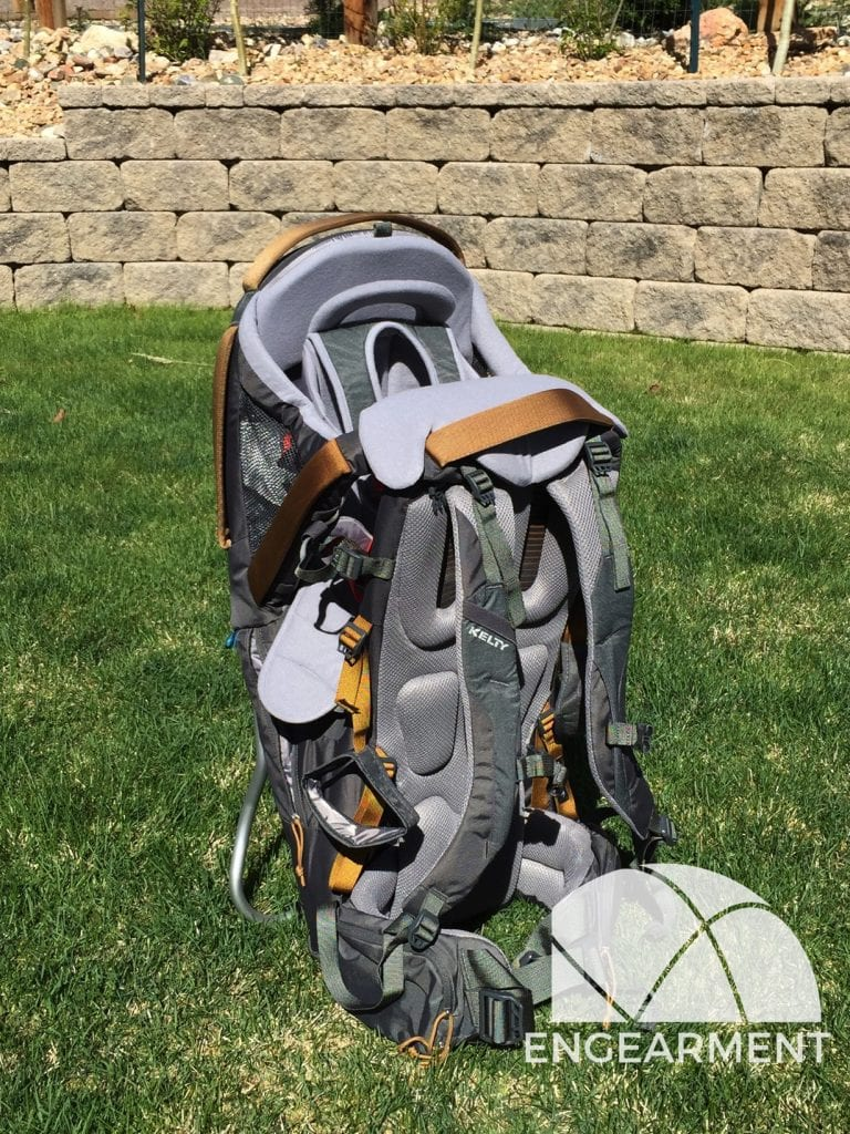 Kelty Journey Perfectfit Elite Backpack First Impressions 6