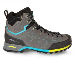 Scarpa's Zodiac Plus GTX Women's hiking boots (MSRP $269)