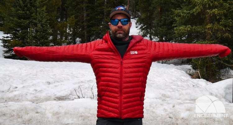 Mountain Hardwear Phantom Hoody