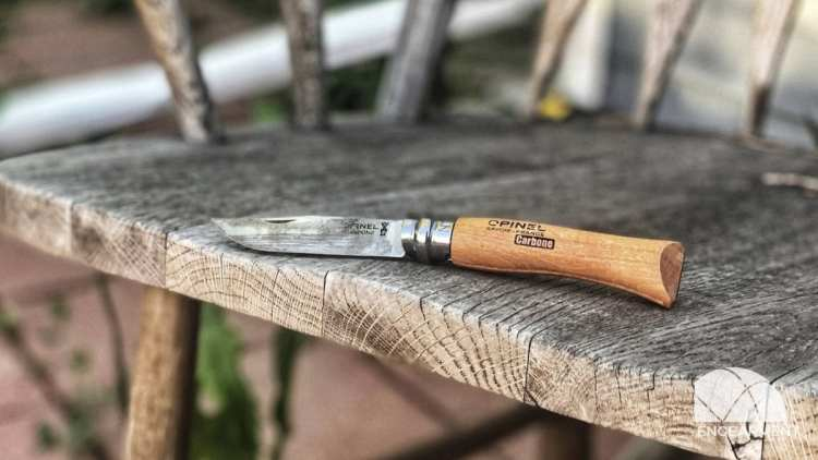 Opinel Knife - pic Wil Rikards