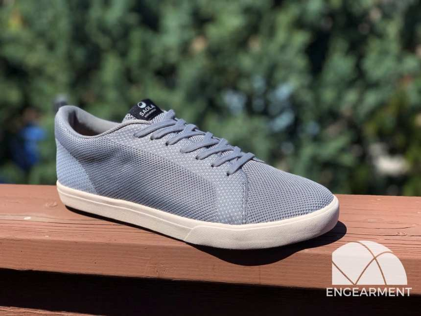 Saola Shoes Cannon Vegan recycled