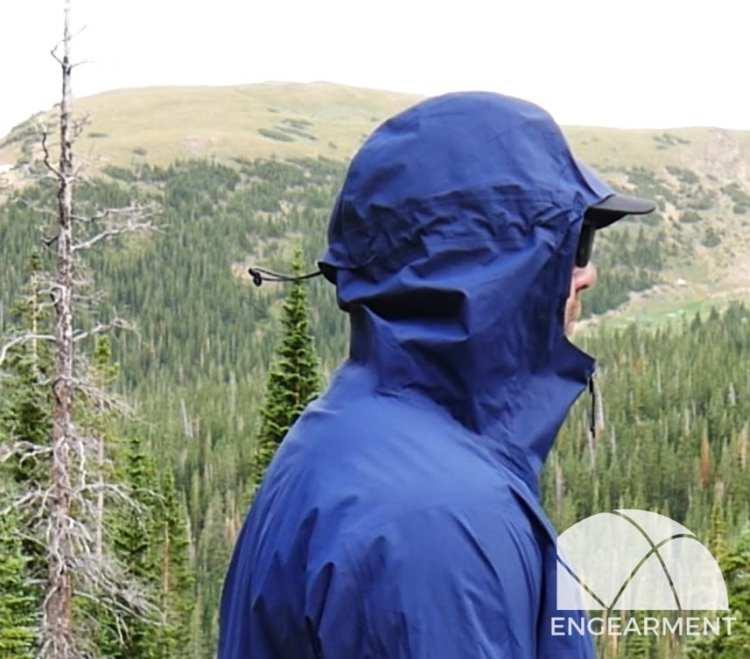 Patagonia Stretch Rainshadow hood