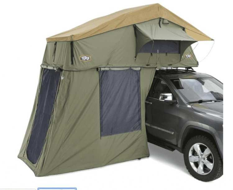Tepui Tents Explorer Series Autana 3 Tent with Annex