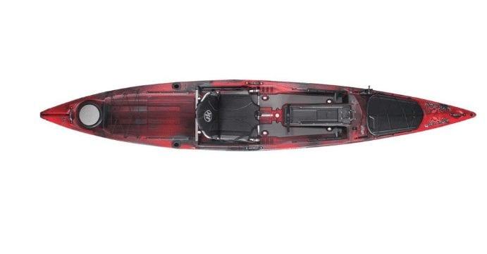 Jackson Kayak Kraken 15.5 Rudder Ready Kayak