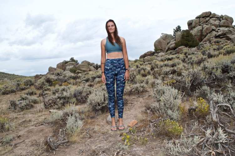 GoLite Rebound Legging, Replay 1/2 Zip and ReGreen Windshell Review 1