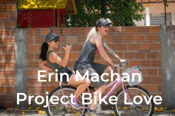 Engearment Podcast Erin Machan of Project Bike Love