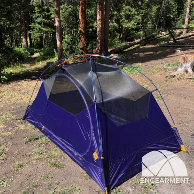 Kelty Ranger Doug Tent Review - Engearment.com