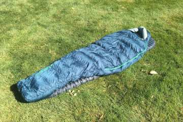 Therm-a-Rest Hyperion 20F Sleeping Bag Engearment.com