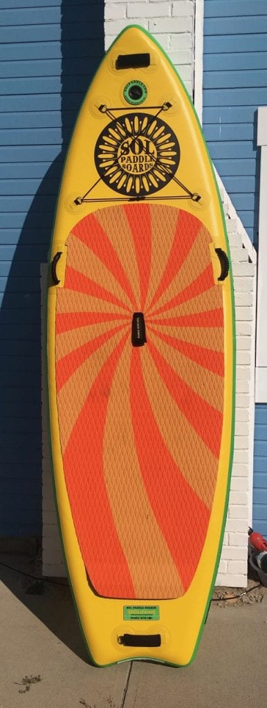 SOL Paddleboards SOLshine Board