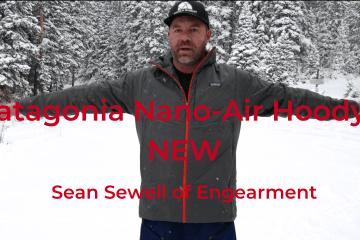 New Patagonia Nano-Air Hoody Engearment