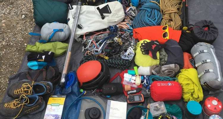 Backcountry Rock Climbing Gear Guide - Essential Gear for Awesome Climbing 1