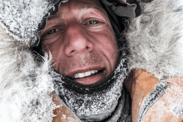 Eric Larsen the Polar Explorer - A Life of Adventure - Engearment Podcast 2
