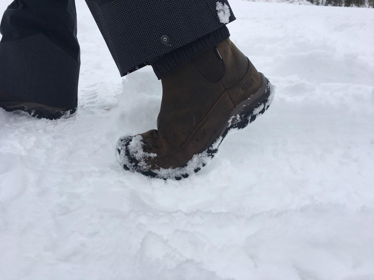 KEEN Anchorage III Waterproof Boot
