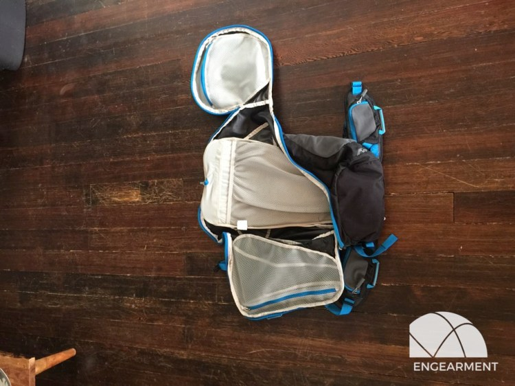 Mile High Mountaineering Salute 34 Backpack, Burly Construction 1