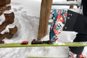 M Equipment Meidjo 2.1 Telemark Binding Review Engearment great touring range