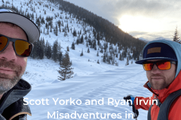 Engearment Podcast with Sean Sewell - Scott Yorko and Ryan Irvin - Adventure, Misadventure, Splitboarding, Interviewing the most rad skiers in the world and much more! 3