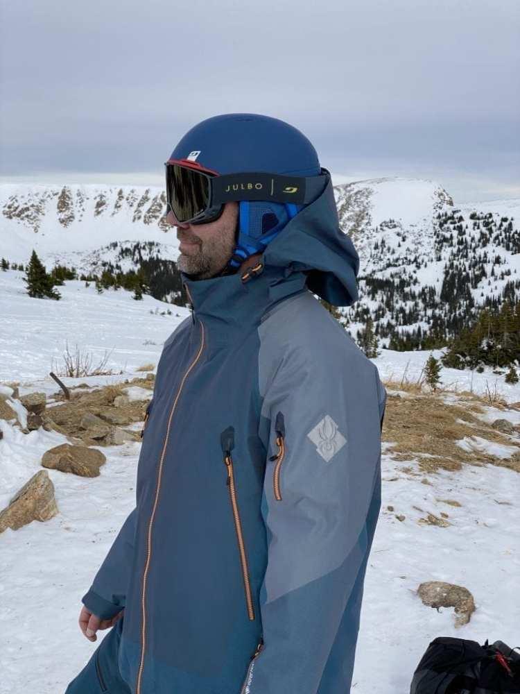 Spyder Eiger GTX Shell Jacket