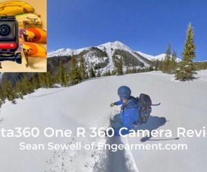 Insta360 One R Camera Review