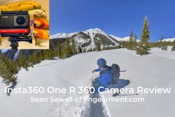 Insta360 One R Camera Review