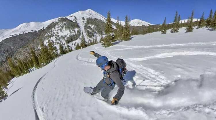Mountain Hardwear Men's Exposure 2 Gore-Tex Paclite Stretch Pullover review splitboarding