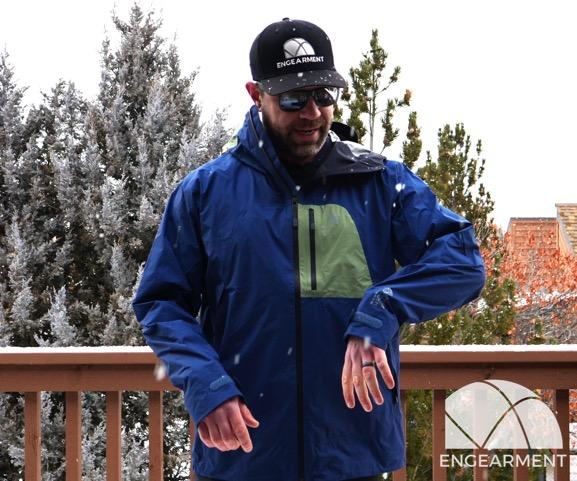 Mountain Hardwear Exposure 2 Goretex Paclite Plus Jacket