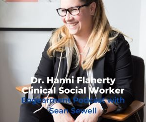 Engearment Podcast Sean Sewell and Dr. Hanni Flaherty Mental Health 2