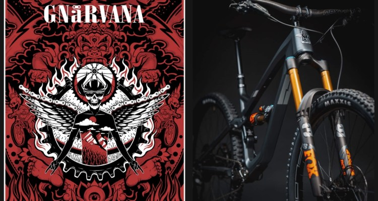 Guerrilla Gravity releases Gnarvana, the trail bike that knows no limits 1
