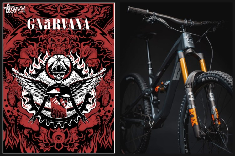 Guerrilla Gravity releases Gnarvana, the trail bike that knows no limits 8
