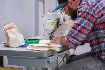 Osprey is Sewing Fabric Masks for Healthcare Workers and Front Line Responders