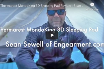 Thermarest MondoKing 3D Sleeping Pad
