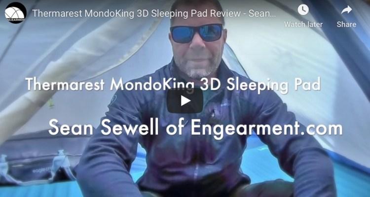 Thermarest MondoKing 3D Sleeping Pad