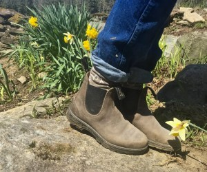 Blundstone 550 Chelsea Leather Boot