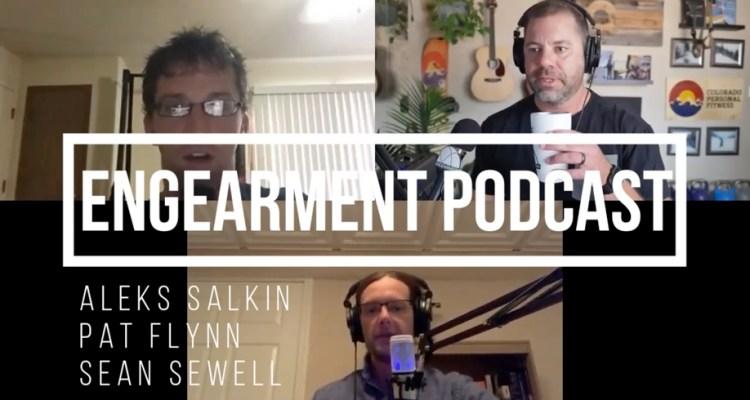Engearment Podcast Aleks Salkin, Pat Flynn, Sean Sewell
