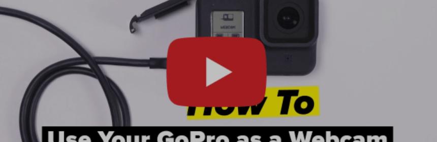 GoPro HERO8 Black Now Works as an HD Webcam