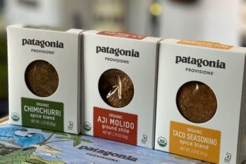Patagonia Provisions Organic Spices