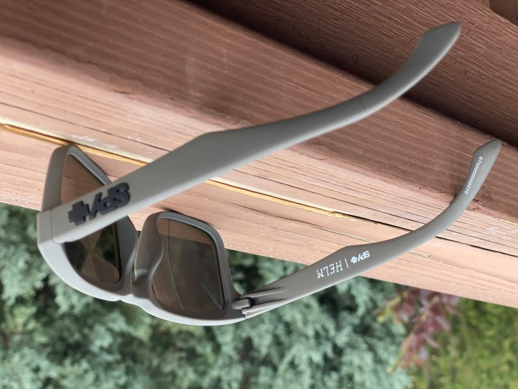 Spy Helm Sunglasses